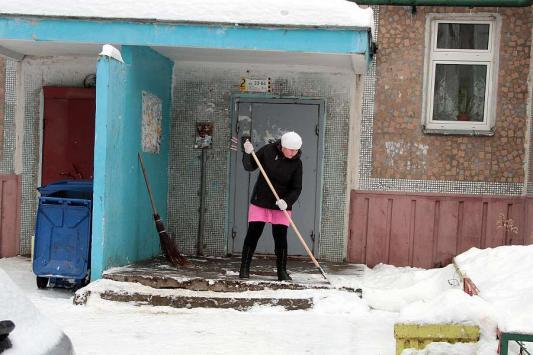 Казанцев не заманишь в дворники ни бесплатным жильем, ни памятниками