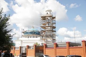 Мечеть в казанском «поселке нефтяников» сдадут на Курбан-байрам?