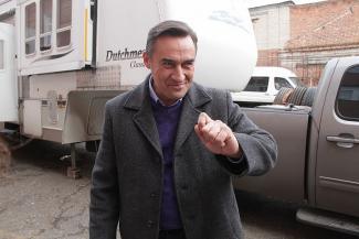 Камиль Ларин о съемках в казанском кино: «Я работаю здесь не за спасибо. У меня ипотека!»