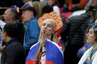 Сборная России попрощалась с Кубком конфедераций на «Казань-арене»