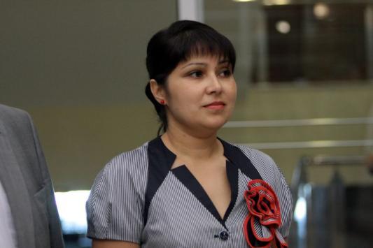 Женщина, которая заставила депутатов устыдиться