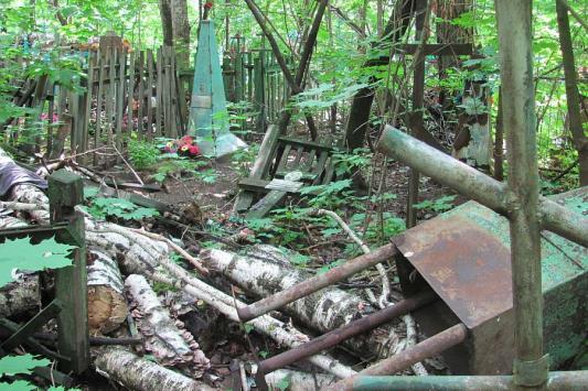 Порядок на Окольном кладбище наводят только на бумаге