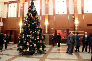 Власти обещают клиентам Татфондбанка новогодний подарок. Взаймы и под процент