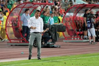 Новый «Рубин»  едва не проиграл «Амкару»