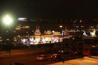 На следующий Новый год Казань хотят украсить бэушными огоньками из ТЦ