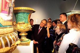 В Казань привезли четыре тонны «белого золота» из Петербурга