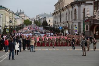 Казанская студентка заявила в Генпрокуратуру на организаторов акции «Бессмертный полк»