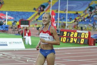 Юлия Зарипова простилась с легкой атлетикой: «Я поняла, что на Олимпиаду в Рио мне пробиться не дадут»
