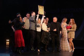 «Дьявол», Медея и другие: в Казани раздали премии «Тантана»