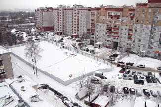 «Обещали сквер, а будет многоэтажка»: жители микрорайона в Казани бунтуют против точечной застройки