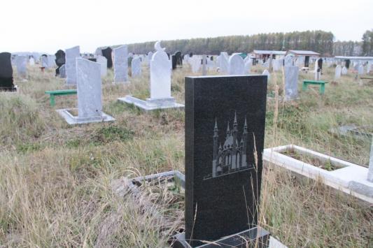 Прокуратура Казани выбила для насильников и наркоманов места на мусульманском кладбище