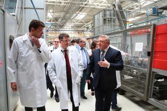 Депутаты Госдумы убедились, что перерабатывать сельхозпродукцию в Татарстане умеют