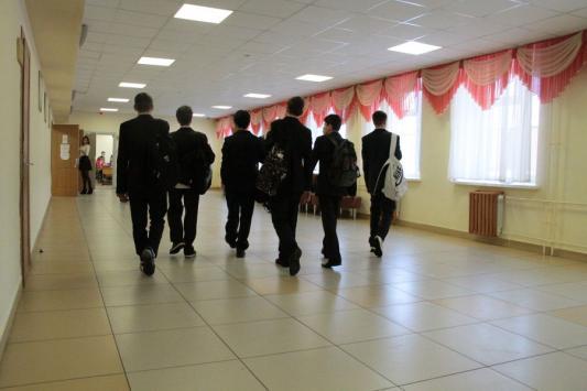 Для казанских школьников приготовили новые туалеты и лифт