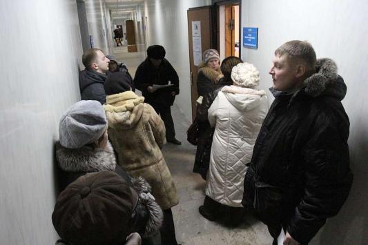В Казани очередь на регистрацию газовых счетчиков