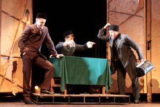 В Камаловском театре поставили пьесу 1926 года про будущее