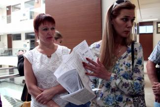 Скандал в «Радужном»: чиновники не дают жильцам узаконить отношения с УК