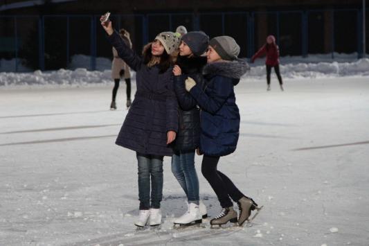 Зимние забавы: набережную Казанки превратят в каток, а на Свияге откроют новую лыжную трассу