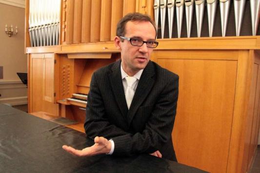 Церковный органист Сергей Черепанов: «Я приветствую женщин-священников»