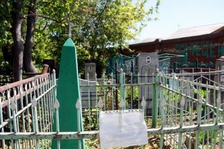 Казанцев хотят лишать могил, на которых нет дорогих памятников