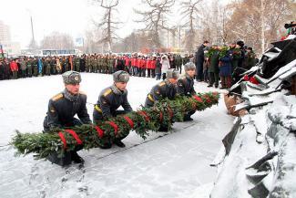 В Казани вспомнили погибших в Афганистане