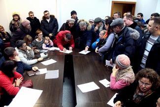 Пострадавшие от краха Татфондбанка надеются на следователей из Москвы
