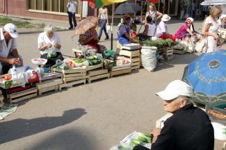 На казанских улицах действует торговая мафия