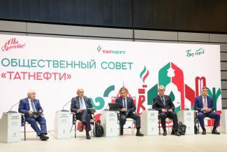 Наиль Маганов: «Важно, чтобы люди ощущали эффект от общей работы»