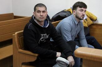 Слева - Айрат Набиуллин, справа - Руслан Шакирзянов