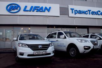 «Китайцы» в Казани: «Транстехсервис» сделал ставку на «Лифан»