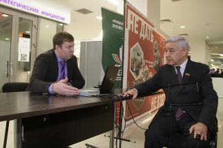 Фарид Мухаметшин задумался, не пропустить ли депутатов Татарстана через детектор лжи