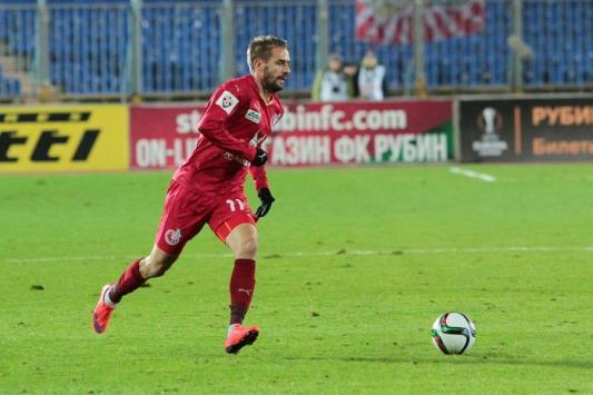 Форвард «Рубина» Марко Девич: «Ради нынешних голов я многое вытерпел»