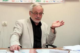 Шеф Казанского балета Владимир Яковлев: «Наша труппа - третья после Большого и Мариинки»