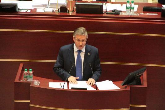 Минниханов прогулял годовой бюджет Татарстана
