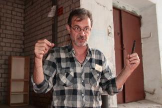 Режиссер из Латвии Виктор Янсон: «Странный я. Не зря меня сумасшедшим называют...»