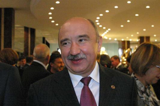 Заграничная квартира Ильшата Гафурова