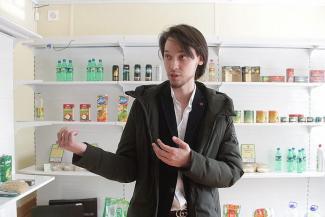 Казанский айтишник хочет удивить Россию сельмагом будущего без продавцов и касс