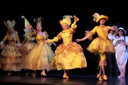Оперный готовит публике «Любовный напиток» и танцы под Баха
