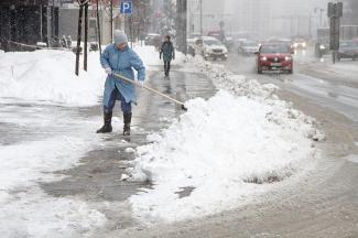 Терпите, люди, скоро лето: после весенних снегопадов в Казани повторится пекло 2010 года?
