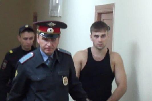 У инкассатора Богаченко родилось смягчающее обстоятельство