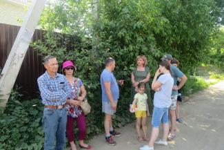 «Мы немытые и голодные!»: казанский поселок Салмачи в жару остался без воды