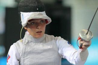 «Серебро» Камиллы Гафурзяновой на Олимпиаде-2012 - последнее серьезное достижение татарстанских фехтовальщиков