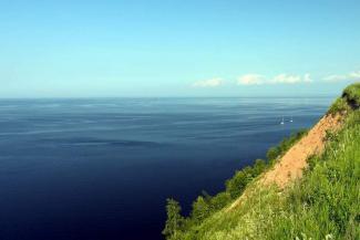 Всё для туристов: в Татарстане обнаружили море и отличное здравоохранение