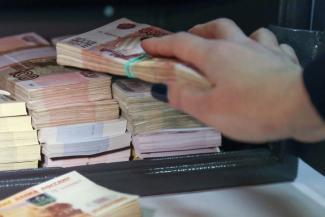Украсть 230 млн рублей из казанского офиса банка «Открытие» управляющему помогли кассирши