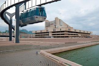 Подвесной «трамвай» в Казани - реальность или утопия?
