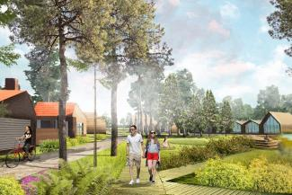 В Казани назвали цену жилья в самом экологичном районе, который еще не построили
