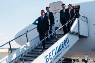 «Если запустим к себе китайцев, это всерьез и надолго»: зачем в Татарстан приехал политический тяжеловес из КНР