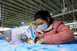 Друг в беде не бросит: китайский город-побратим прислал в Казань маски и термометры
