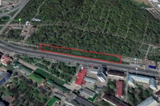 В центре Казани под видом сквера откроют кладбище для избранных