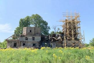 «Ни одного обещания не исполнил»: татарстанские памятники деревянного зодчества попали в заложники к вологодскому реставратору