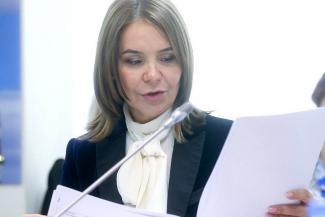 Депутат Госдумы от Татарстана Альфия Когогина решила помочь мужу с продажей «КамАЗов»?